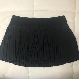 Lululemon Sz 8 Pleat To Street Skirt II